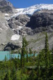Upper Joffre Lake. Near Pemberton, BC, Canada Stock Photo