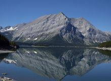 Upper Kananaskis Lake Stock Photography