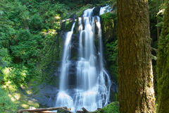Upper Kentucky Falls Royalty Free Stock Photography
