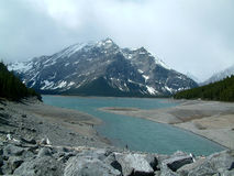 Upper lake. In Kananaskis Country,Alberta,Canada Stock Photography