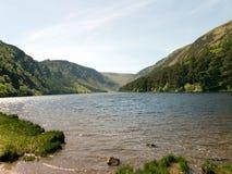 Upper Lake Glendalough Stock Image