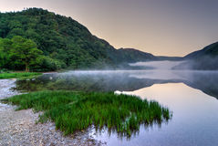 Upper Lake in Glendalough Royalty Free Stock Images