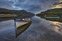 Upper Lake in Killarney National Park Stock Images