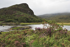 Upper Lake in Killarney National Park. Royalty Free Stock Photos