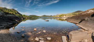 Upper Lake at Ring of Kerry near Killarney Stock Photography