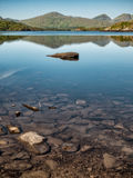 Upper Lake at Ring of Kerry near Killarney Royalty Free Stock Image