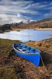 Upper lake. In Killarney National Park county Kerry Ireland stock photo