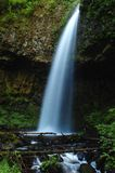 Upper Latourell falls. Guy W. Talbot State Park, Oregon Stock Images