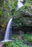 Upper Latourell Falls Royalty Free Stock Photography
