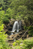 Upper Laurel Creek Falls Stock Image