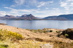 Upper Loch Torridon Stock Photo