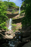 Upper and Lower Kaaterskill Falls Stock Photos