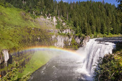 Upper mesa falls Stock Images