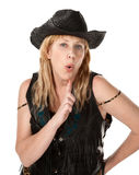 Upper middle aged woman Royalty Free Stock Photo
