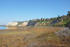 Upper Newport Bay Bluffs Preserve Royalty Free Stock Images