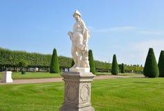 Upper Park in Pertergof. Royalty Free Stock Photography