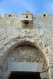 Zion Gate Royalty Free Stock Photography