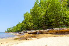 Upper Peninsula Royalty Free Stock Photography