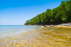Upper Peninsula Royalty Free Stock Image