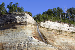 Upper Peninsula (Pictured Rocks) Stock Photo
