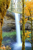 Upper South Falls, Oregon Stock Image