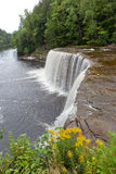 Upper Tahquamenon Falls Royalty Free Stock Photography