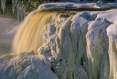 Upper Tahquamenon Falls Stock Images