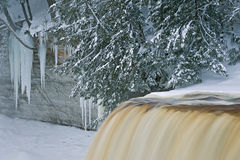 Upper Tahquamenon Falls Royalty Free Stock Image