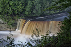 Upper Tahquamenon Falls royalty free stock photos