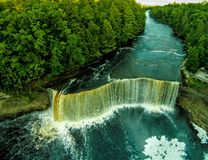 Upper Tahquamenon Falls Stock Photo