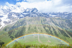 Upper Tauern National Park Stock Photography