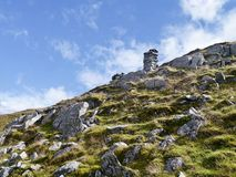 The upper tower on Bonscale Pike Royalty Free Stock Images