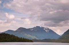 Upper Trail Lake Royalty Free Stock Photos
