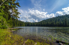 Upper Twin Lake Royalty Free Stock Images