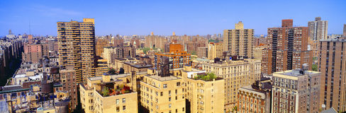 Upper West Side Manhattan Royalty Free Stock Photography