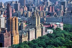 Upper West Side NY Royalty Free Stock Images