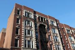 Upper West Side, NYC Lizenzfreie Stockbilder