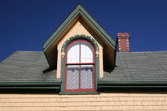 Upper Window Royalty Free Stock Photo