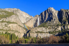 Upper Yosemite Fall, Yosemite National Park, California, USA Stock Photo