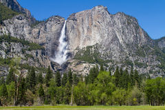 Upper Yosemite Falls Stock Images