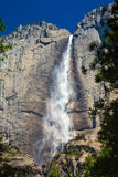 Upper Yosemite Falls Royalty Free Stock Photo