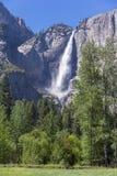 Upper Yosemite Falls. Yosemite National Park, CA Stock Image
