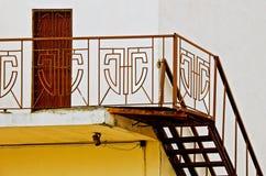 uppför trappan Royaltyfria Foton