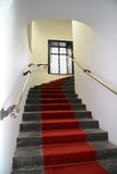 Uppför trappan Arkivfoto