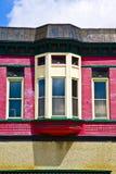 uppför trappan fönster Royaltyfria Bilder