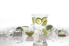 Uppfriskande drink Arkivfoto