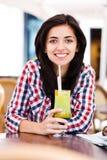 Uppfriskande drink Royaltyfria Bilder