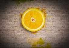 Uppfriskande fruktsaft Arkivfoto