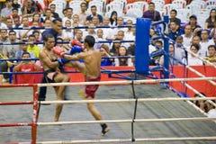 uppgift suddighetdde boxningkickmän s Arkivbild