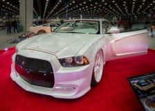 Uppladdaretolkning för 2013 Dodge Arkivfoton